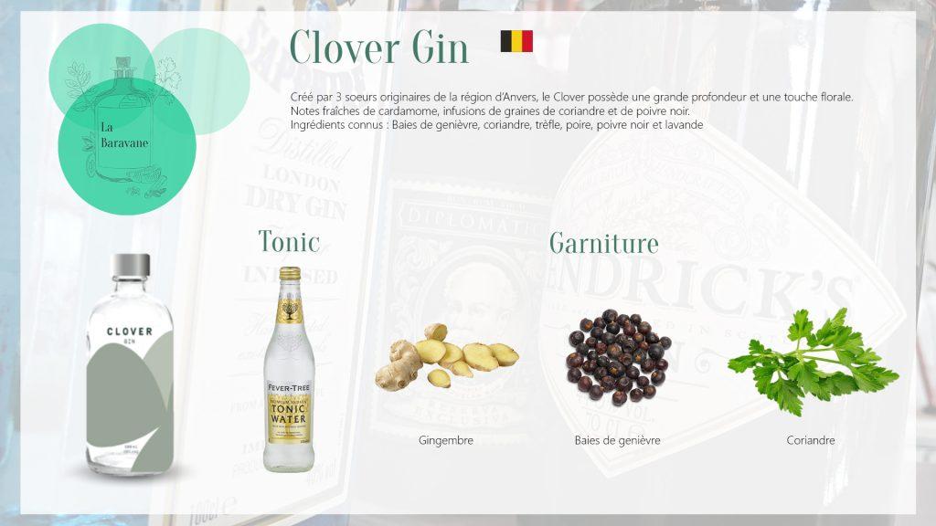 Clover Gin